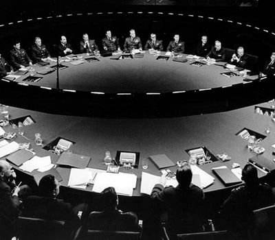 Dr. Strangelove or: How I Learned to Stop Worrying and Love the Bomb online