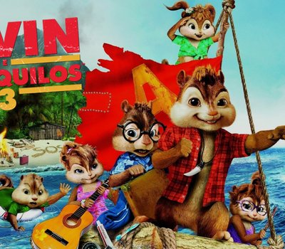 Alvin and the Chipmunks: Chipwrecked online