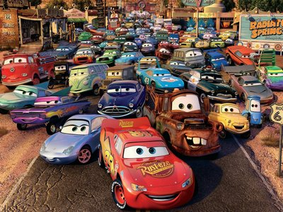 watch Cars streaming