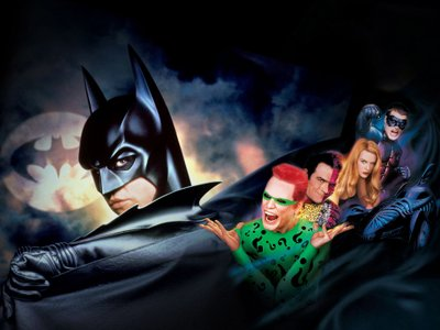 watch Batman Forever streaming