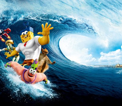 The SpongeBob Movie: Sponge Out of Water online