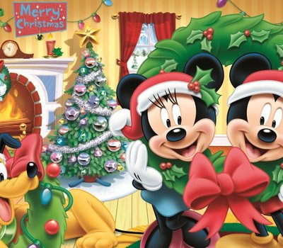 Celebrate Christmas With Mickey, Donald & Friends online