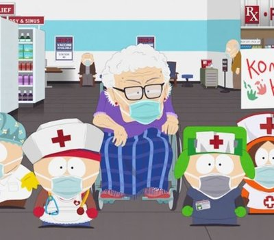South ParK Vaccination Special online