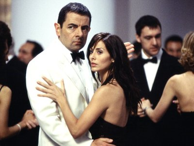 watch Johnny English streaming