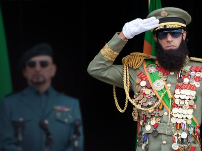watch The Dictator streaming