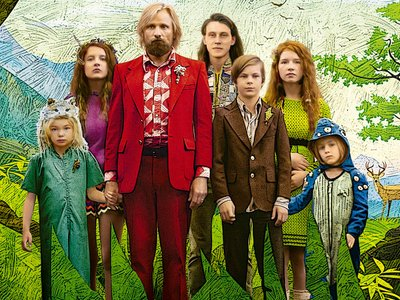watch Captain Fantastic streaming