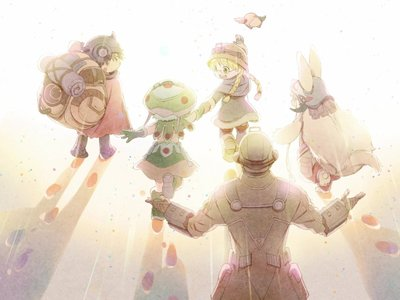 watch Made in Abyss: Dawn of the Deep Soul streaming