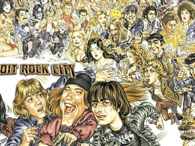 watch Detroit Rock City streaming