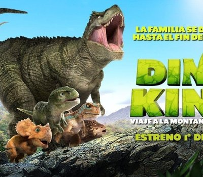 Dino King: Journey to Fire Mountain online
