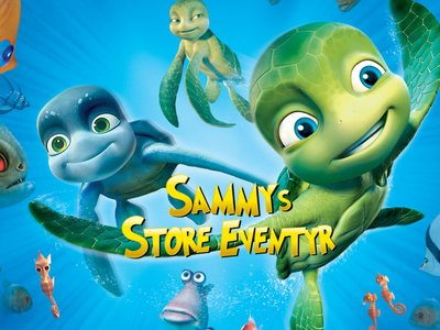 watch A Turtle's Tale: Sammy's Adventures streaming