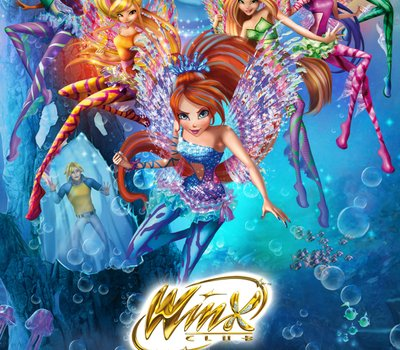 Winx Club: The Mystery of the Abyss online