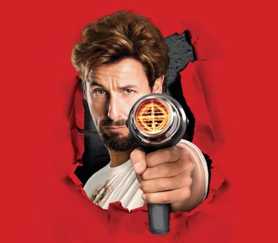 You Don't Mess with the Zohan online