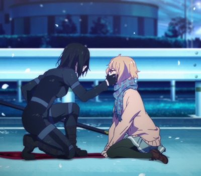 Beyond the Boundary: I'll Be Here - Future online