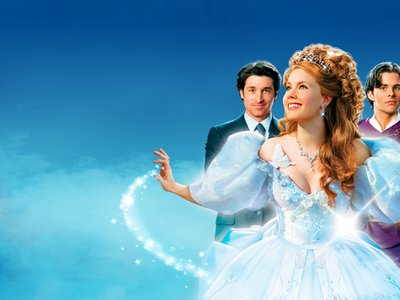 watch Enchanted streaming