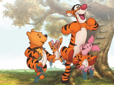 watch The Tigger Movie streaming