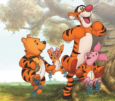 The Tigger Movie online
