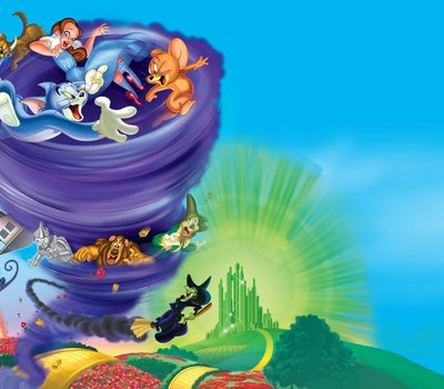 Tom and Jerry & The Wizard of Oz online