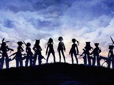 watch Strike Witches the Movie streaming