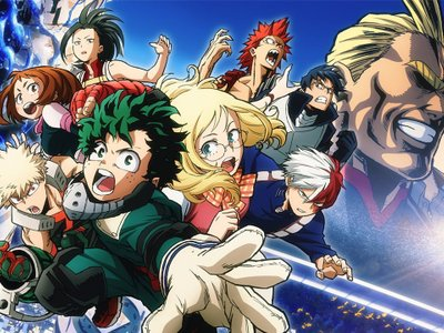 watch My Hero Academia: Two Heroes streaming