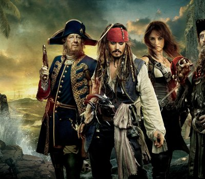 Pirates of the Caribbean: On Stranger Tides online