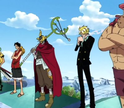 One Piece Episode of Merry: The Tale of One More Friend online
