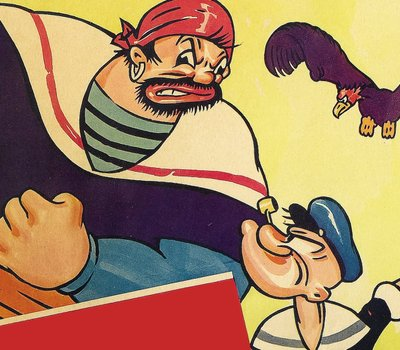 Popeye the Sailor Meets Sindbad the Sailor online