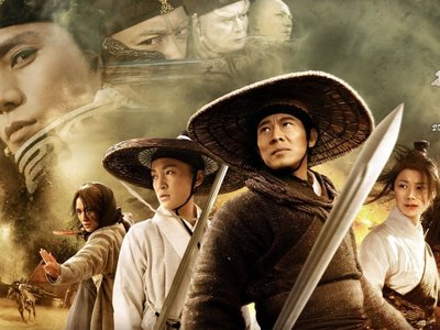 watch Flying Swords Of Dragon Gate streaming