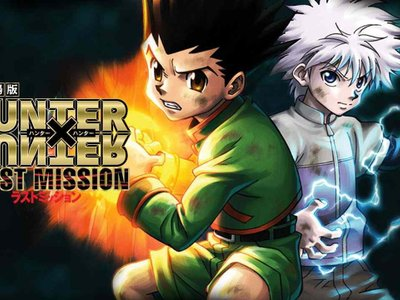 watch Hunter x Hunter: The Last Mission streaming