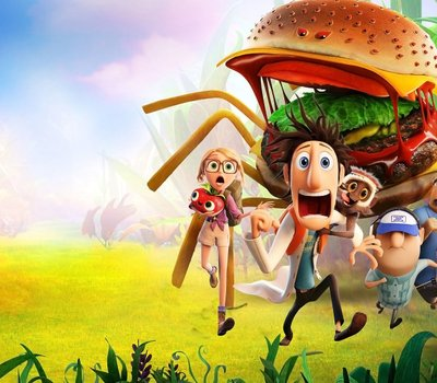 Cloudy with a Chance of Meatballs 2 online