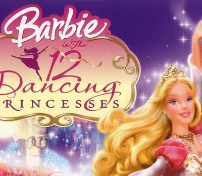 Barbie in The 12 Dancing Princesses online