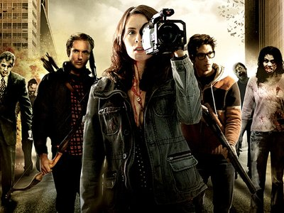 watch Diary of the Dead streaming