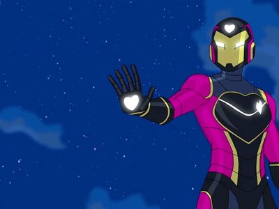 watch Marvel Rising: Heart of Iron streaming