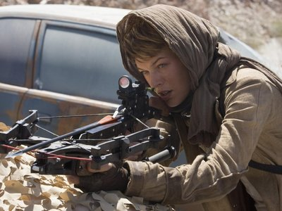 watch Resident Evil: Extinction streaming