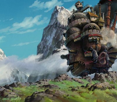 Howl's Moving Castle online