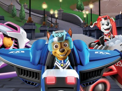 watch PAW Patrol: Jet to the Rescue streaming