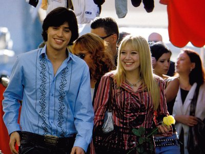 watch The Lizzie McGuire Movie streaming