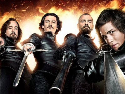 watch The Three Musketeers streaming