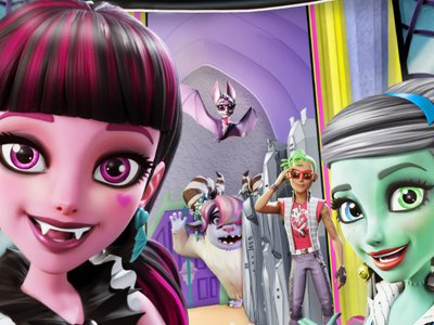watch Monster High: Welcome to Monster High streaming
