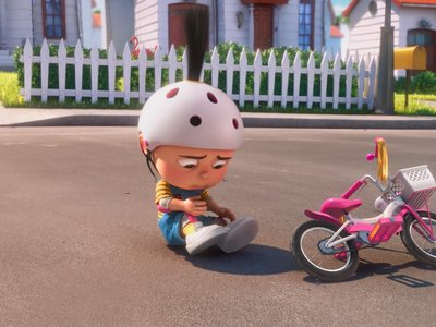 watch Minions: Training Wheels streaming