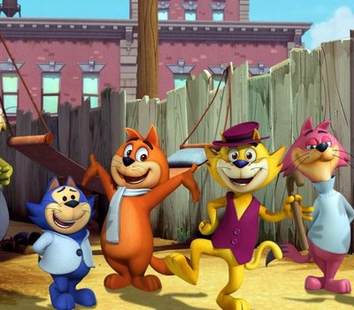 Top Cat Begins online
