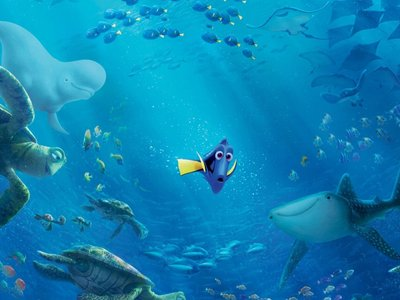 watch Finding Dory streaming