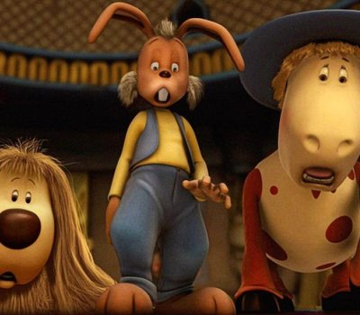 The Magic Roundabout online