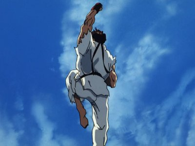 watch Street Fighter II: The Animated Movie streaming