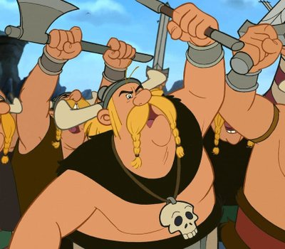 Asterix and the Vikings online