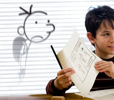 Diary of a Wimpy Kid online