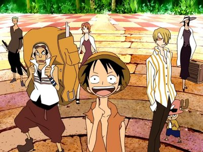 watch One Piece: Baron Omatsuri and the Secret Island streaming