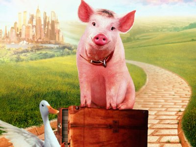 watch Babe: Pig in the City streaming