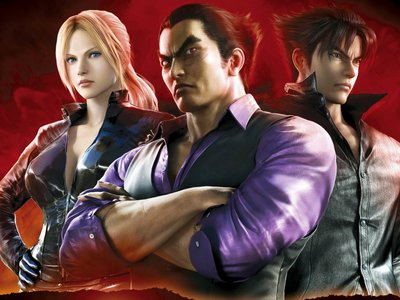 watch TEKKEN: Blood Vengeance streaming
