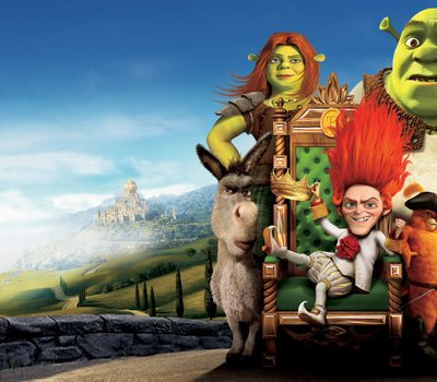Shrek Forever After online