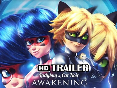 watch Ladybug & Cat Noir Awakening streaming
